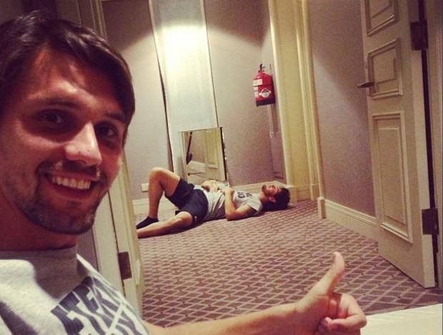 Paulo André Alexandre Pato (Foto: reprodução / Instagram / PauloAndre_13)