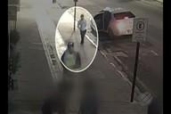 Câmeras de segurança flagram nova modalidade de assalto em Belém