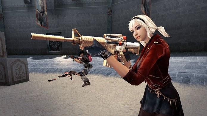 CrossFire conta com personagens mais detalhados (Foto: Divulgação / Z8 Games)