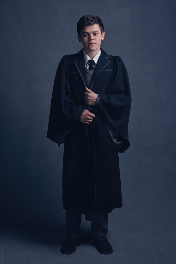 Sam Clemmett como Albus Potter (Foto: Divulgação / Pottermore.com)