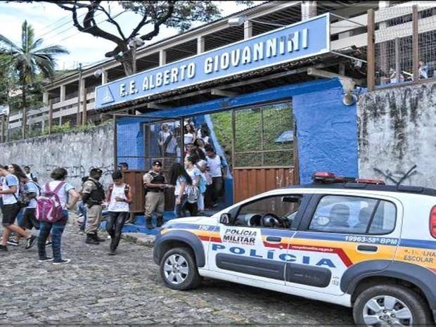 Parulha está atuando desde o inicio do ano em Fabriciano (Foto: Divulgação/PM)