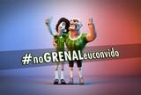 Vai ao Gre-Nal na torcida mista? Envie as suas fotos ao GloboEsporte.com