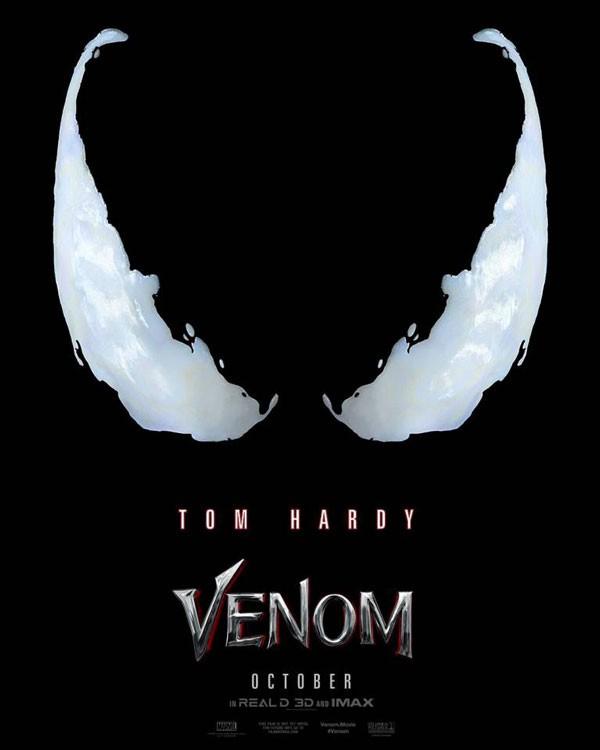 Pôster de Venom (Foto: Divulgação)