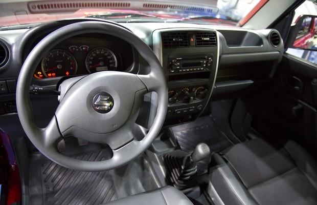 Suzuki Jimny (Foto: Fabio Aro/Autoesporte)