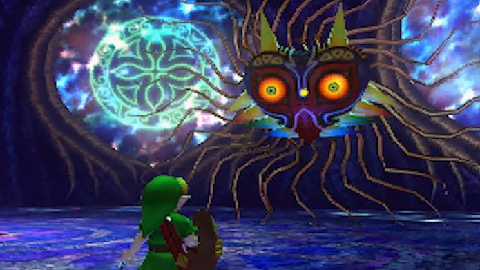 The Legend of Zelda: Majoras Mask: como comprar e baixar no 3DS (Foto: Reprodução/YouTube)