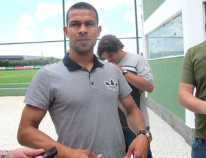 Wendel, Palmeiras (Foto: Diego Ribeiro / Globoesporte.com)