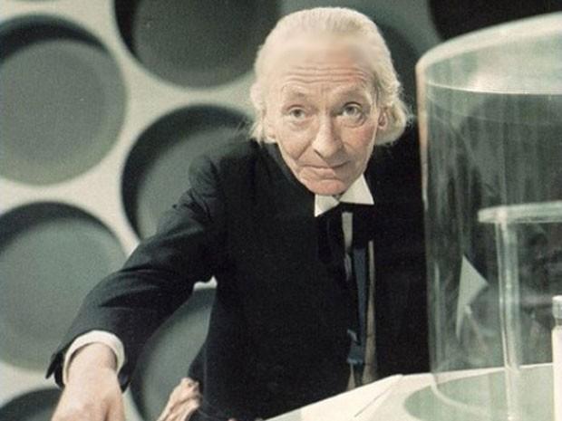 William Hartnell em 'Doctor Who' (Foto: Divulgação)