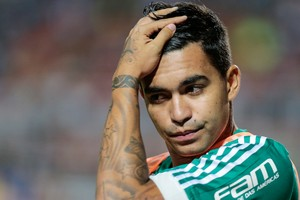 Dudu Palmeiras x RB Brasil (Foto: Agência Estado)