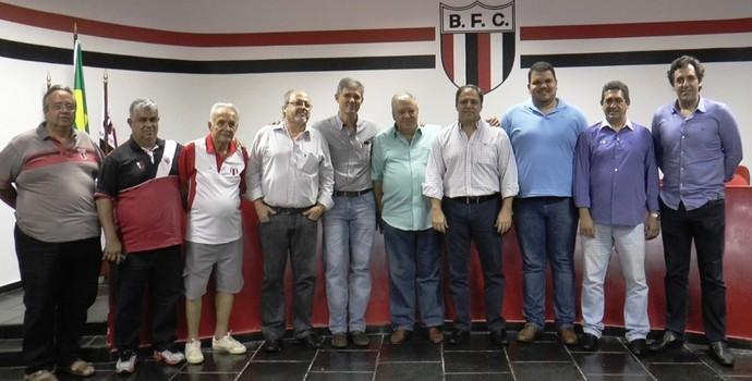 Conselho Deliberativo Botafogo-SP (Foto: Luís Augusto / Agência Botafogo)