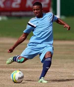 Gabriel Jesus Palmeiras (Foto: Fabio Menotti / Ag. Palmeiras / Divulgação)