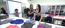 Aline Lima dá dicas  de moda para o verão (Reprodução/EPTV)