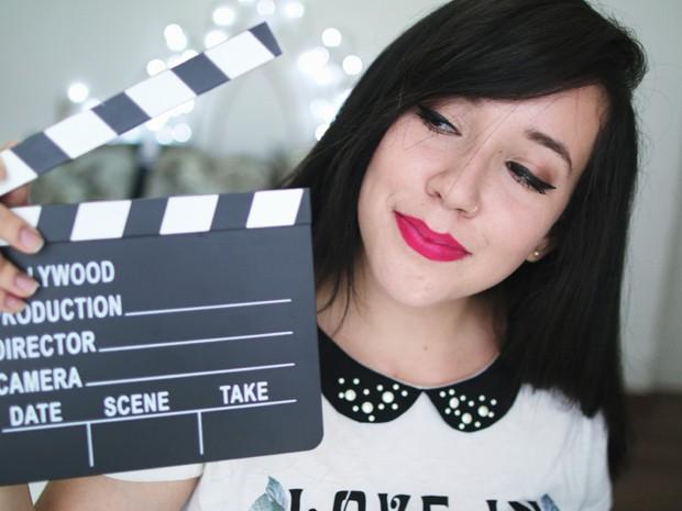 A youtuber Bruna Vieira, do canal Depois dos quinze (Foto: Divulgação)