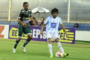 Fernando Neto, macaé x luverdense (Foto: Tiago Ferreira / Macaé Esporte)