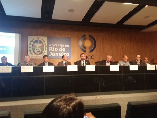 Votação de impeachment não teria afetado planejamento para Rio 2016 (Foto: João Gonçalves/ G1)