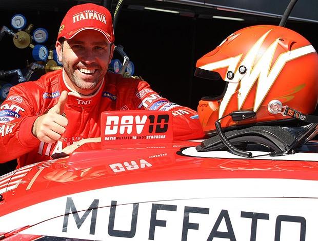 Stock Car: David Muffato comemora dez anos de categoria (Foto: Divulgação)