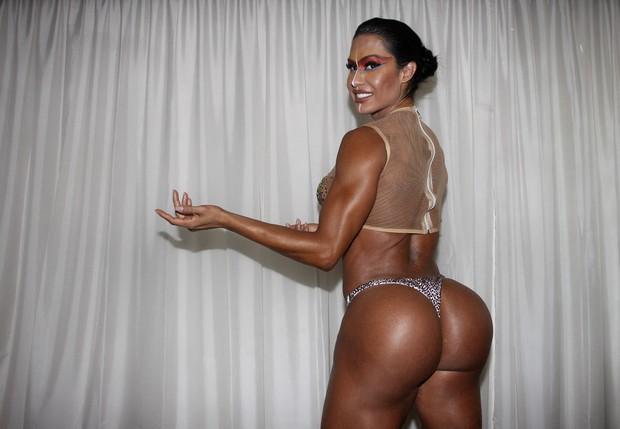 Gracyanne Barbosa (Foto: Celso Tavares / EGO)