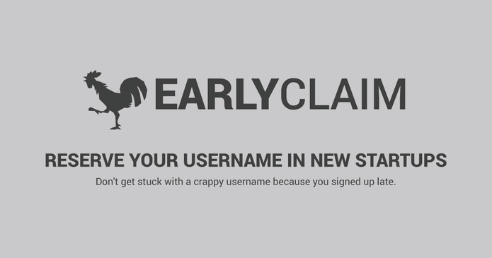 earlyclaim_cover (Foto: earlyclaim_cover)
