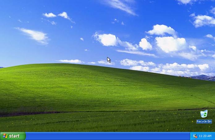 Windows XP ganhou hack que permite continuar baixando atualizações de segurança (Foto: Divulgação/Microsoft)