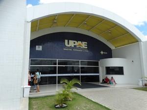 UPAE de Caruaru (Foto: Paula Cavalcante/ G1)