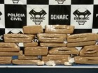 Mulheres são detidas transportando drogas para facção criminosa