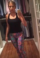 Após gestação, Luisa Mell volta a malhar: 'Está difícil, mas perdi 8 quilos'