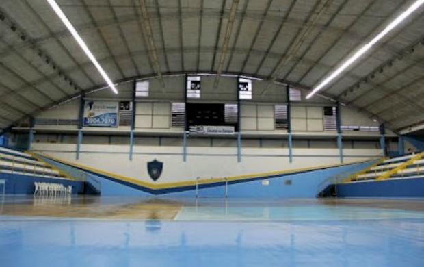 Futsal s o jos e s o paulo estreiam na segunda fase da for Piso xose novo freire