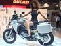 Ducati Multistrada Enduro chega ao Brasil com preço de R$ 89.900