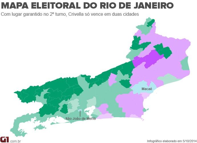 Mapa - Rio