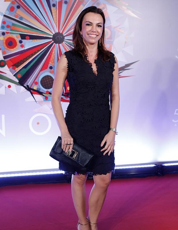 Ana Paula Araújo (Foto: Fábio Rocha / Gshow)