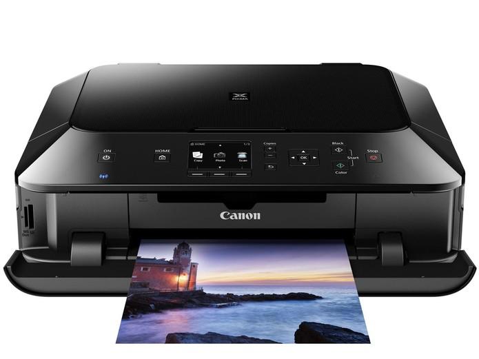 Impressoras como a a Canon MG 5410 dispõem de impressão Wireless (Foto: Divulgação / Canon)