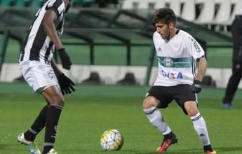 Coritiba e Botafogo empatam primeiro round da semifinal do Brasileiro sub-20