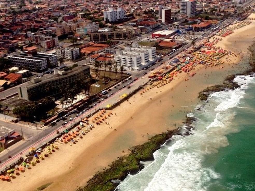 Na décima posição em ranking de ONG mexicana, Natal é a cidade mais violenta do Brasil (Foto: Emmily Virgílio/Inter TV Cabugi)