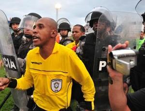 Devarly Lira do Rosário, árbitro capixaba (Foto: Cedoc/A Gazeta)
