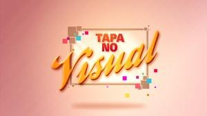 Tapa no Visual - logo nova  (Foto: TV Globo)