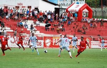 Em ritmo de treino, Vila Nova vence amistoso com Santa Maria por 2 a 0