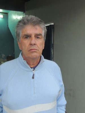 Luiz Carlos Ferreira, técnico da Matonense (Foto: Petterson Rodrigues)