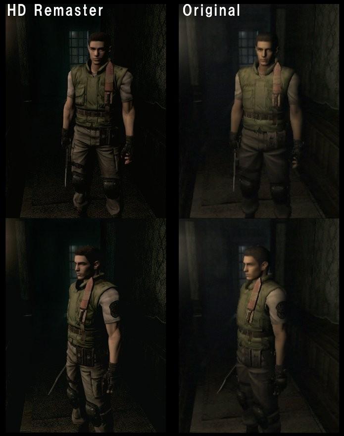 Resident Evil ganhará versão em HD de seu remake, para PS4, PS3, Xbox One, Xbox 360 e PC. (Foto: Reprodução/ Eurogamer)