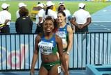 Equipe feminina do 4x100m vai à final  e fica perto da vaga para a Rio 2016