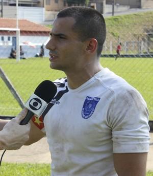 Criado por prudentino, time de rúgbi do Barro Branco disputa Lopar em PP (Foto: Murilo Rincon / Barro Branco)