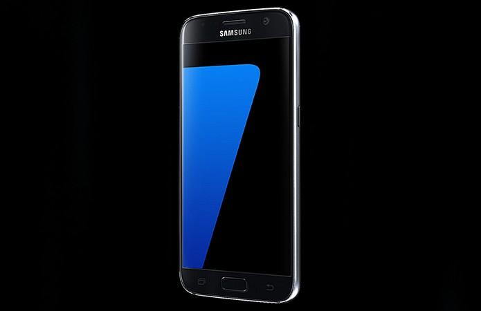Revestimento de platina dá mais durabilidade ao Galaxy S7 (Foto: Divulgação/Truly Exquisite)