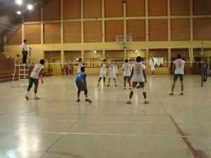 Campeonato Acreano de Vôlei Juvenil masculino (Foto: Divulgação/Feav)