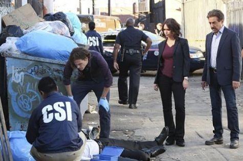 Cena do episódio 'Itch', de 'Criminal minds' (Foto: Reprodução)