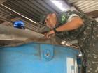 Agentes vão passar as festas combatendo focos do Aedes Aegypti