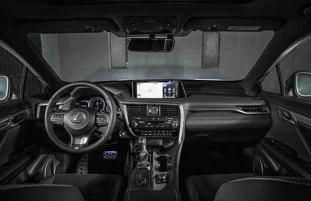 Novo Lexus RX 350 Chega Ao Brasil Com Preo Inicial De R