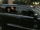 Paul McCartney faz passagem de som no Mineirão, em Belo Horizonte