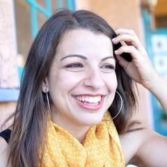 Anita Sarkeesian, fundadora do blog Feminist Frequency (Foto: Reprodução)