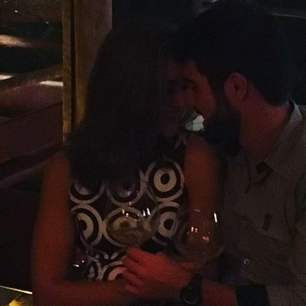 Juliana Paiva e Juliano Lahan (Foto: Reprodução / Instagram)