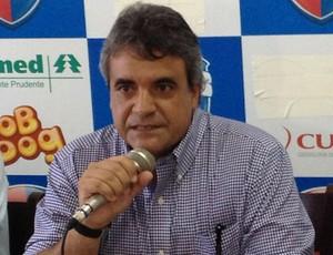 Novo presidente gremista, José Bueno Neto falou sobre os objetivos da temporada (Foto: Mateus Tarifa)