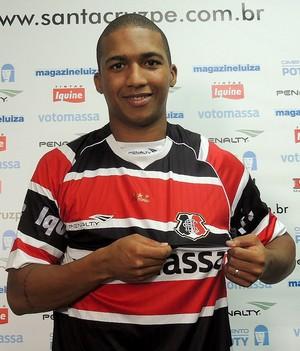 Danilo Pires Santa Cruz (Foto: Lucas Liausu)