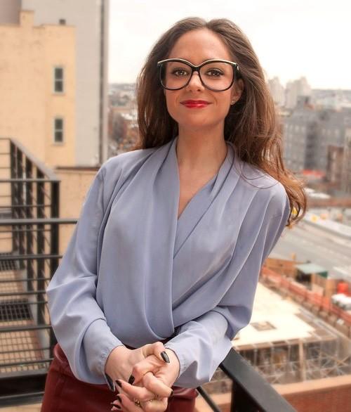 Advogada digital Carrie Goldberg (Foto: Divulgação/ C. A. Goldberg)